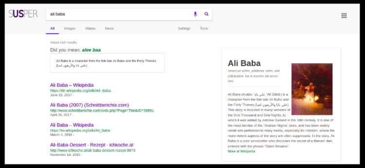 Getting results for Multi-word Query and showing limited results in Knowledge Graph