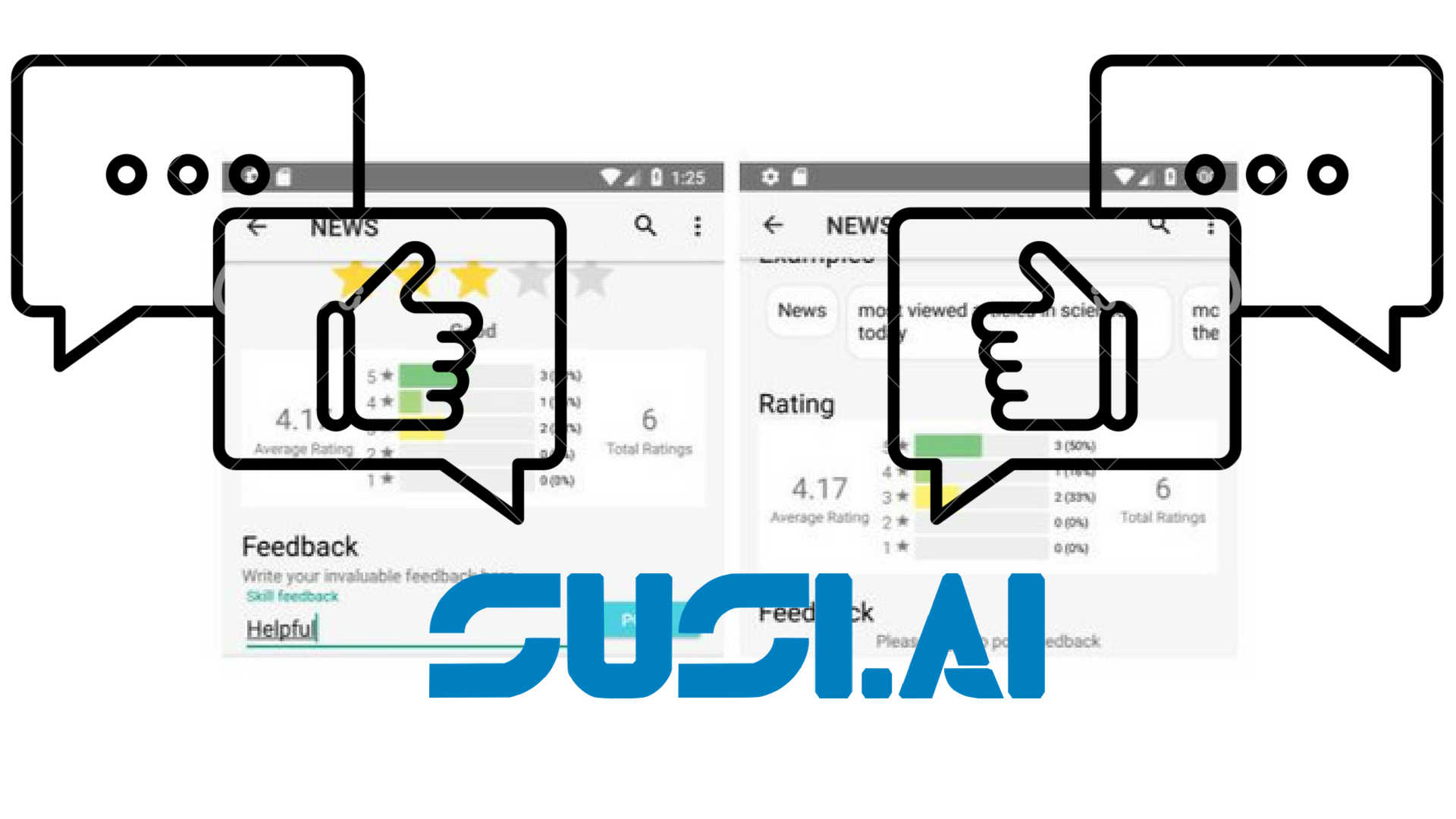 Post feedback for SUSI Skills in SUSI.AI Android App