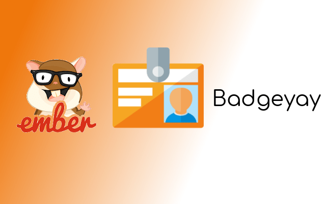 Ember Controller for Badge Generation In Badgeyay
