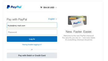 Paypal Integration in Open Event Server | blog fossasia org