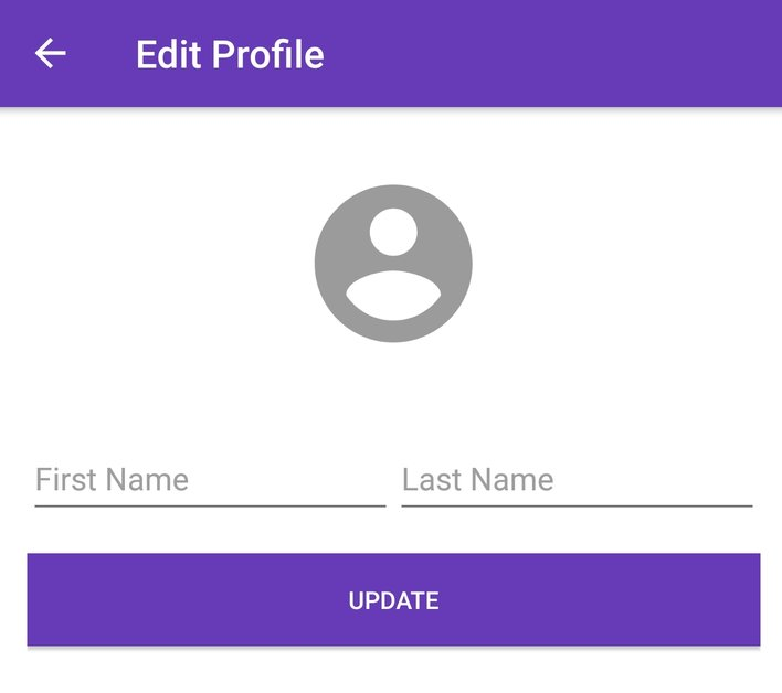 Changing Profile Image in Open Event Android