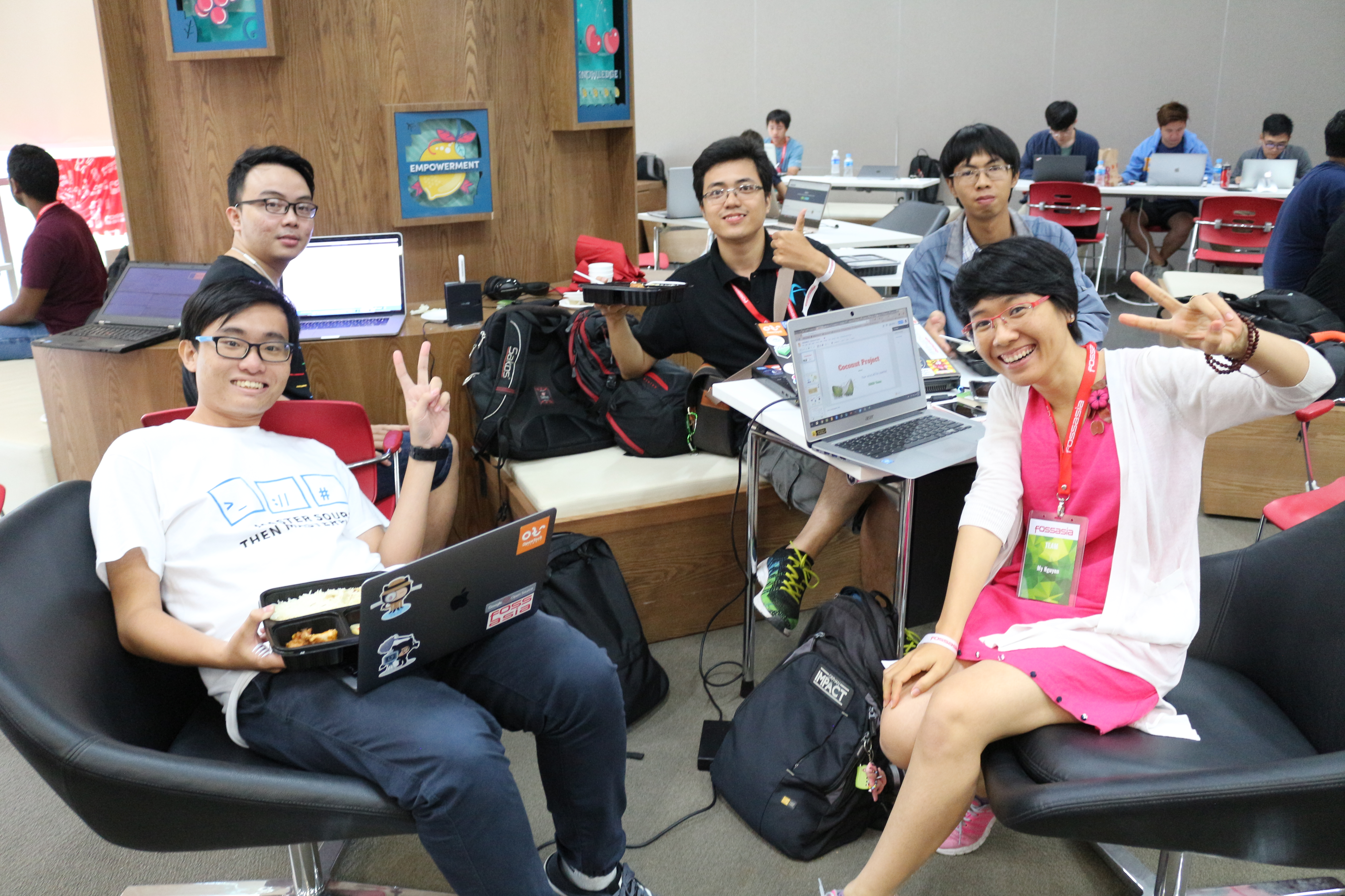 Announcing the FOSSASIA Codeheat Winners 2018/19