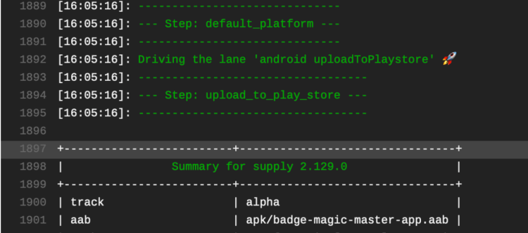 Using Fastlane to Release the Badge Magic Android App on Playstore and F-droid