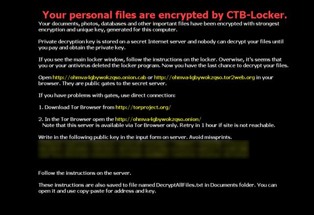 CTB Lock screen