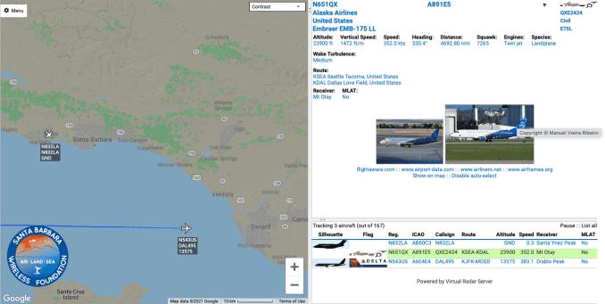 A comprehensive list of plane tracking websites (1/2) - plane tracking