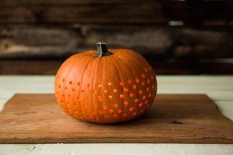 Halloween : sculptez votre citrouille !