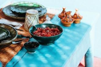 Voyage culinaire au Maroc