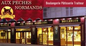boulangerie france aux peches normands