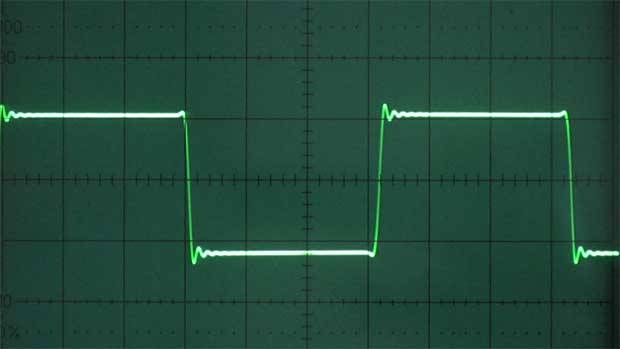 real-square-wave