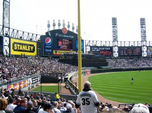 White Sox opening day