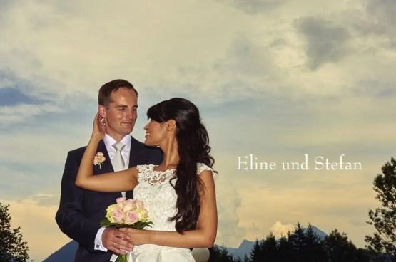 Kirchliche Trauung in Reutte, Tirol