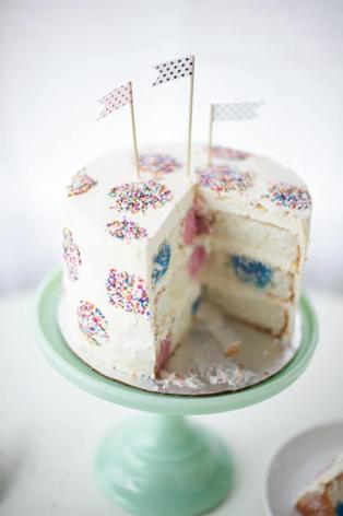 polka-dot-cake