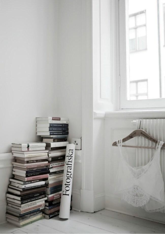 Interieur inspiratie | Boeken in je interieur - Woonblog StijlvolStyling.com