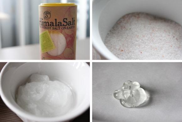 ingredients Sea Salt Spray for Hair