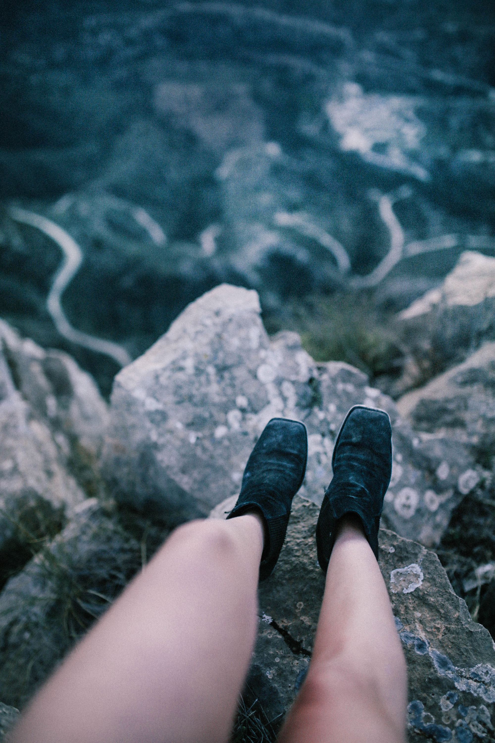 Post image for I (Successfully) Hiked A Mountain In Fashion Boots