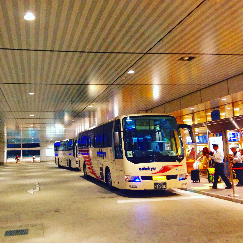 バスタ新宿 バスターミナル
