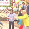 27時間テレビ「さんまのお笑い向上委員会」で、東国原おしりを出す