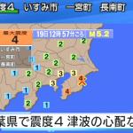 また地震かよ