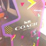 COACHでゲームをしてプレゼントもらおう。(~2017年12月15日(月)まで)