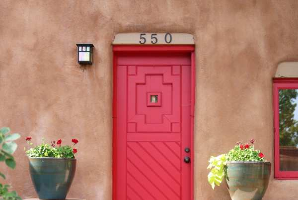 featured image of red door