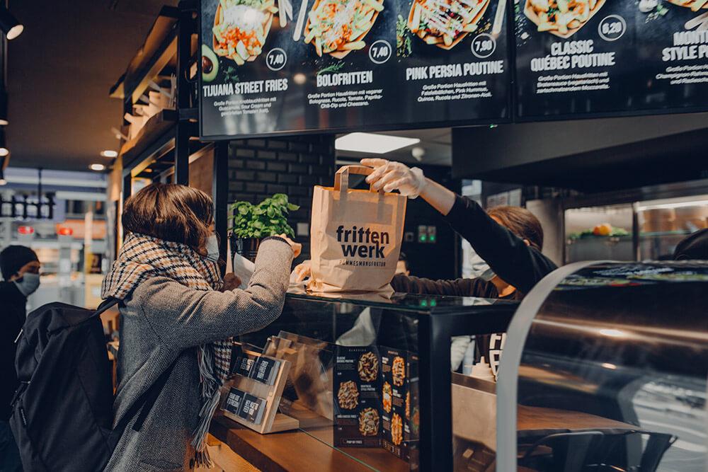 20. Frittenwerk im Frankfurter Hbf eröffnet