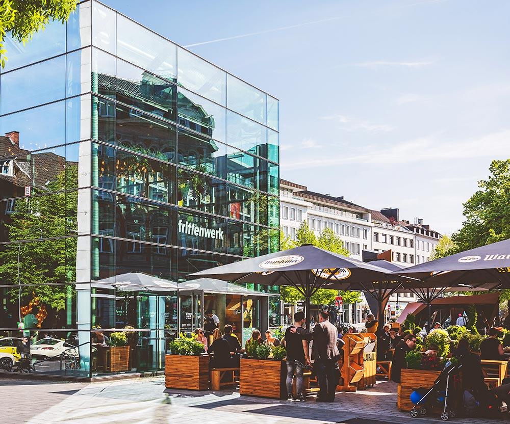 Opening Frittenwerk Aachen