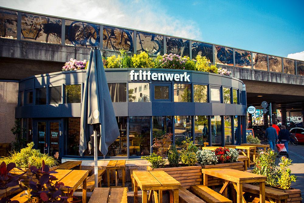 Frittenwerk Düsseldorf-Bilk
