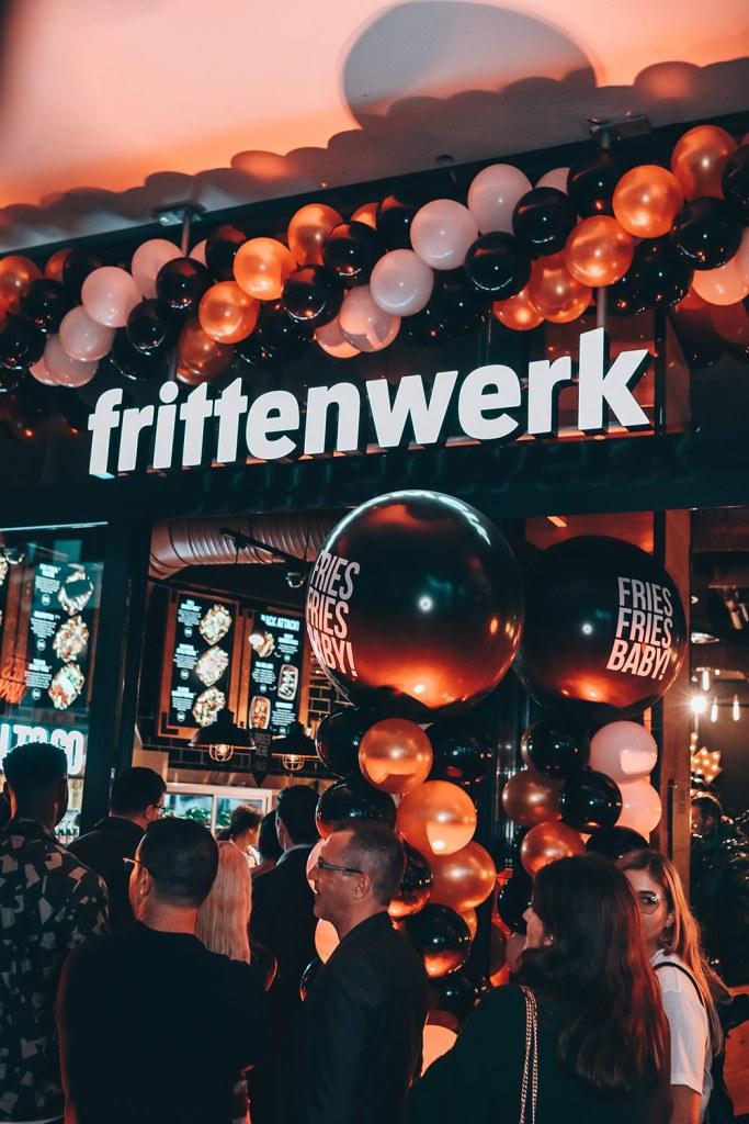 Frittenwerk Eröffnung in Hamburg