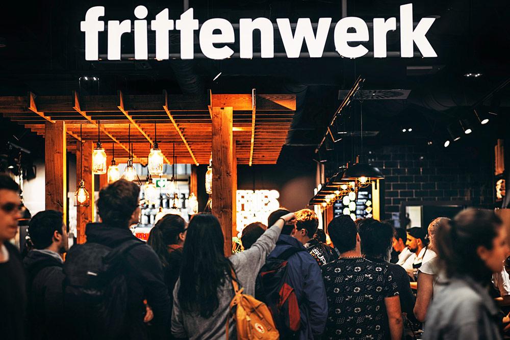 Frittenwerk Karlsruhe Opening