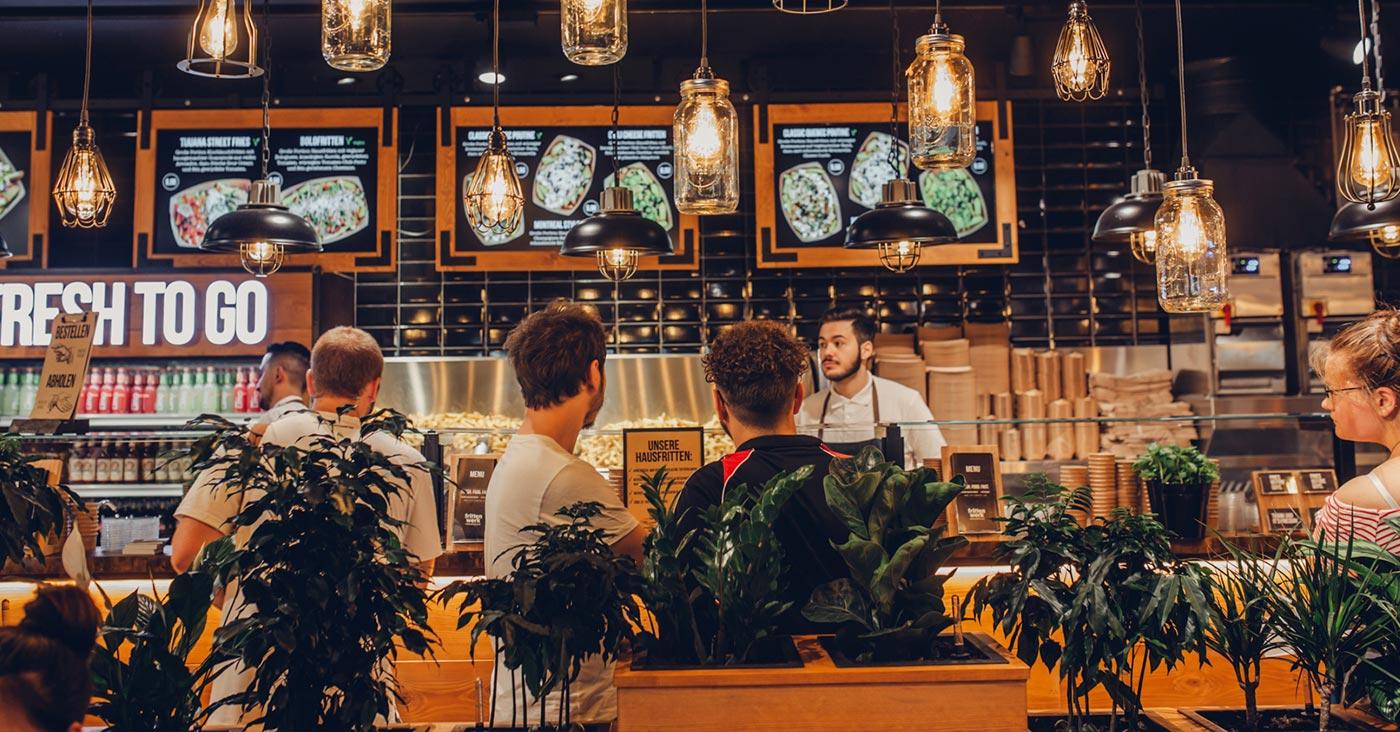 Eröffnung Frittenwerk Stuttgart