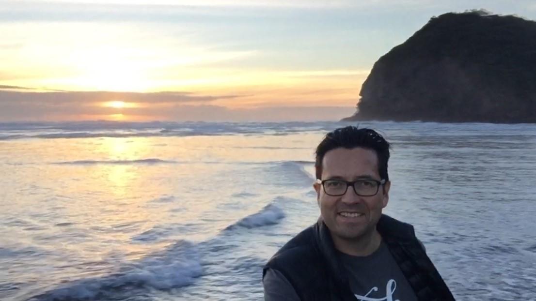 Sébastien Pham en Nouvelle-Zélande