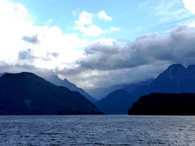 Milford Sound Track Great Walk