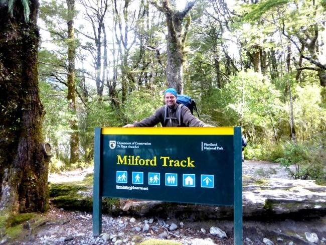 Milford Track Great Walk