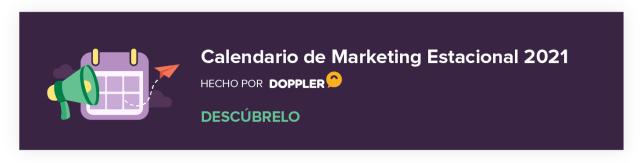 banner marketing calendar