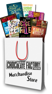 The hottest merchandise from the Chocolate Shop