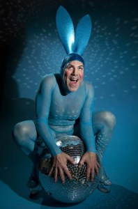 La Soiree's Blue Bunny