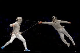 Fencing: Two bo