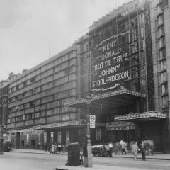 The Apollo Victoria is built on one of London's hidden rivers