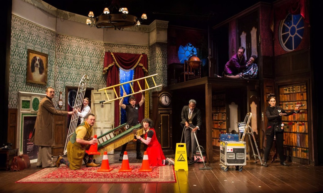 The Play That Goes Wrong @ The Duchess Theatre