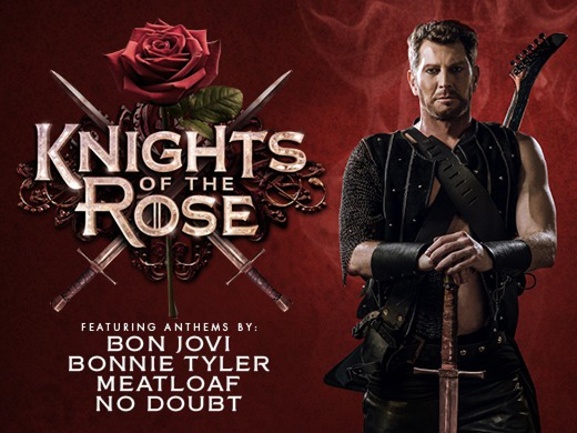 Knights of the Rose banner