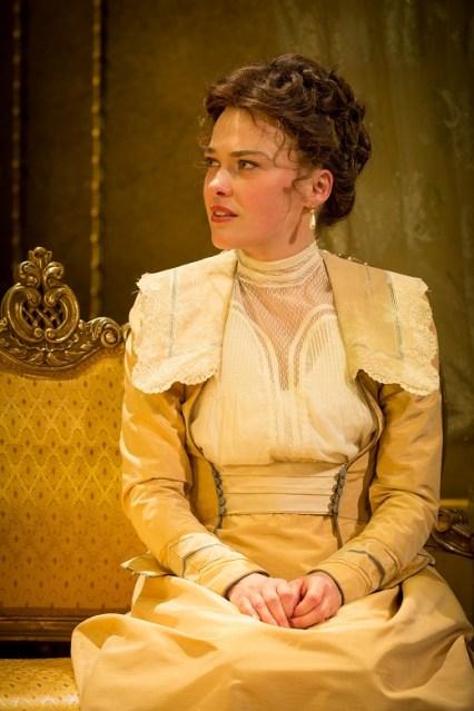 Sally Bretton stars as Lady Chiltern in Oscar Wilde's An Ideal Husband
