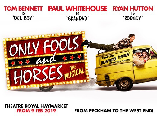Only Fools and Horses London