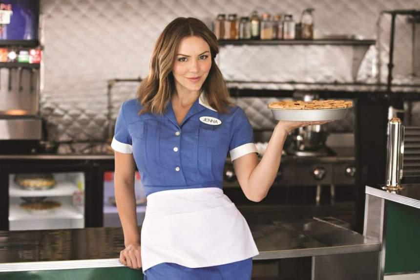 Katherine McPhee in Waitress