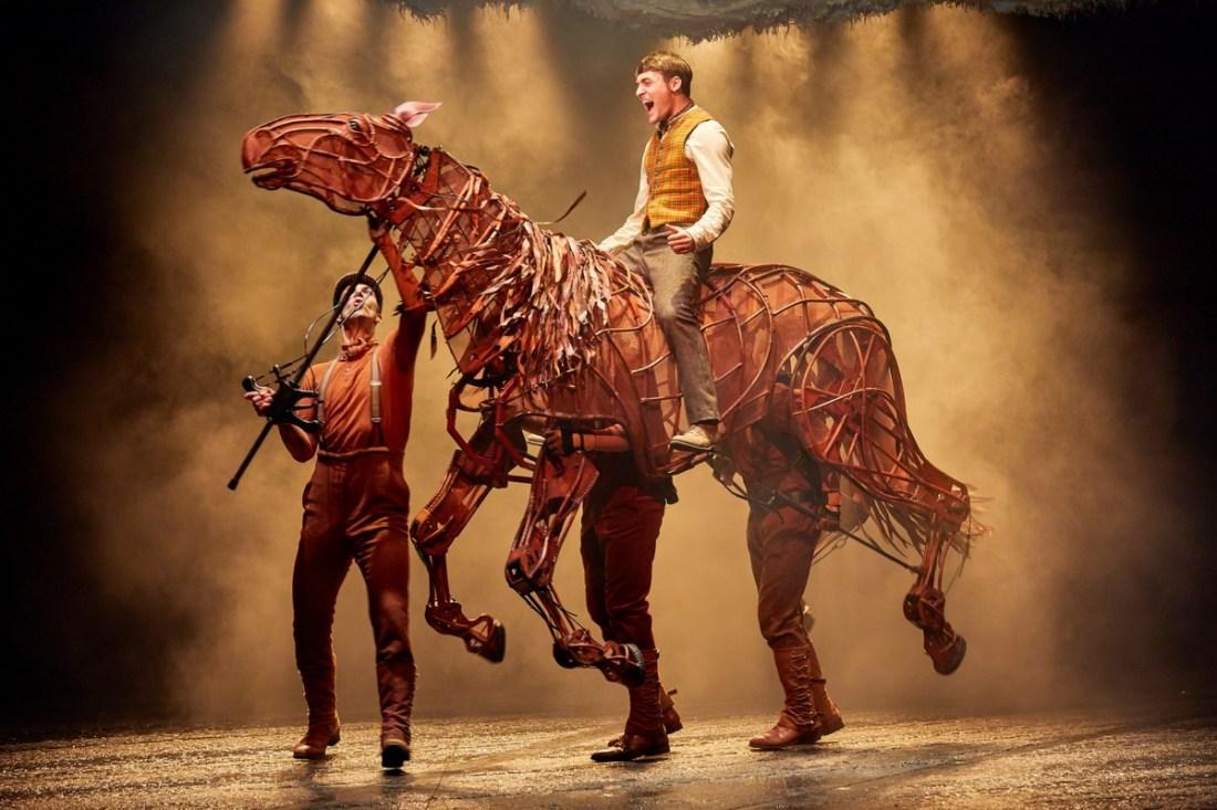 Production still from War Horse London