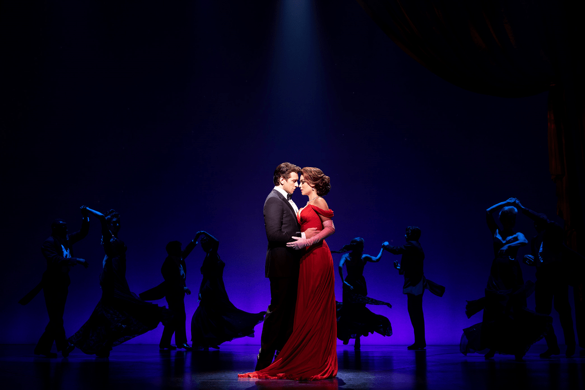 Production still from Pretty Woman on Broadway