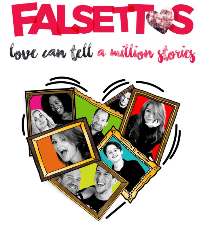 Falsettos London promo image