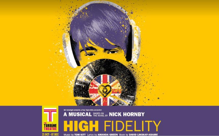 High Fidelity London promo image
