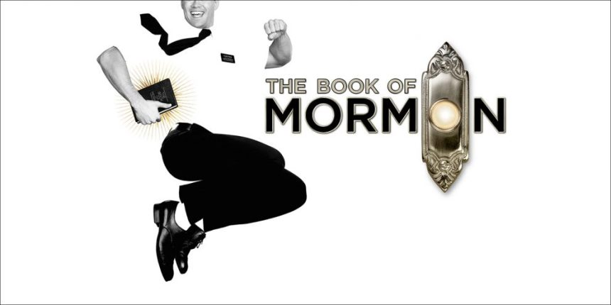 The Book of Mormon at Prince of Wales Theatre in London