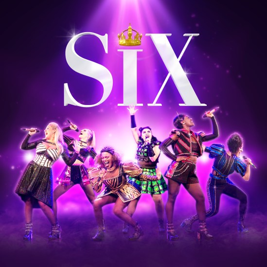 SIX at the Arts Theatre