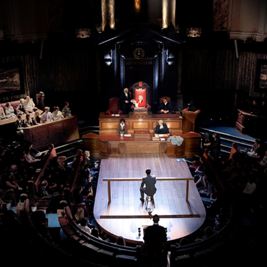 Are you a criminal mastermind? Find out at London's Witness for the Prosecution